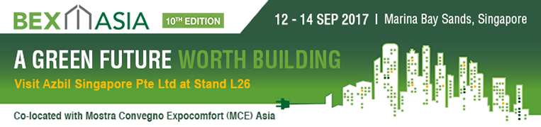 Southeast Asia's Leading Green Building Exhibition BEX - BEX Asia
